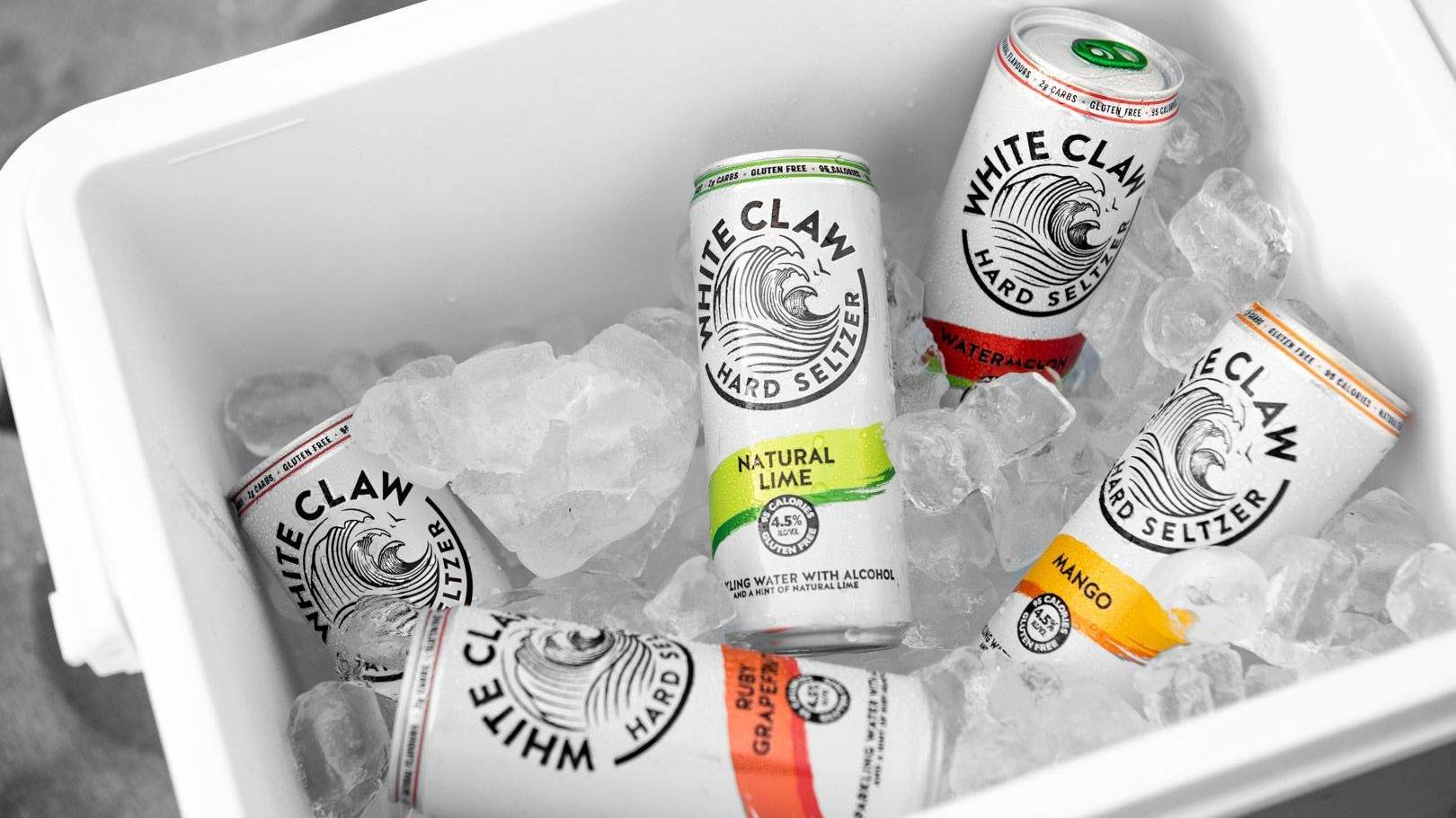 White Claw Is Dropping New Variety Packs So You Can Relish Being Seltzer-Indecisive